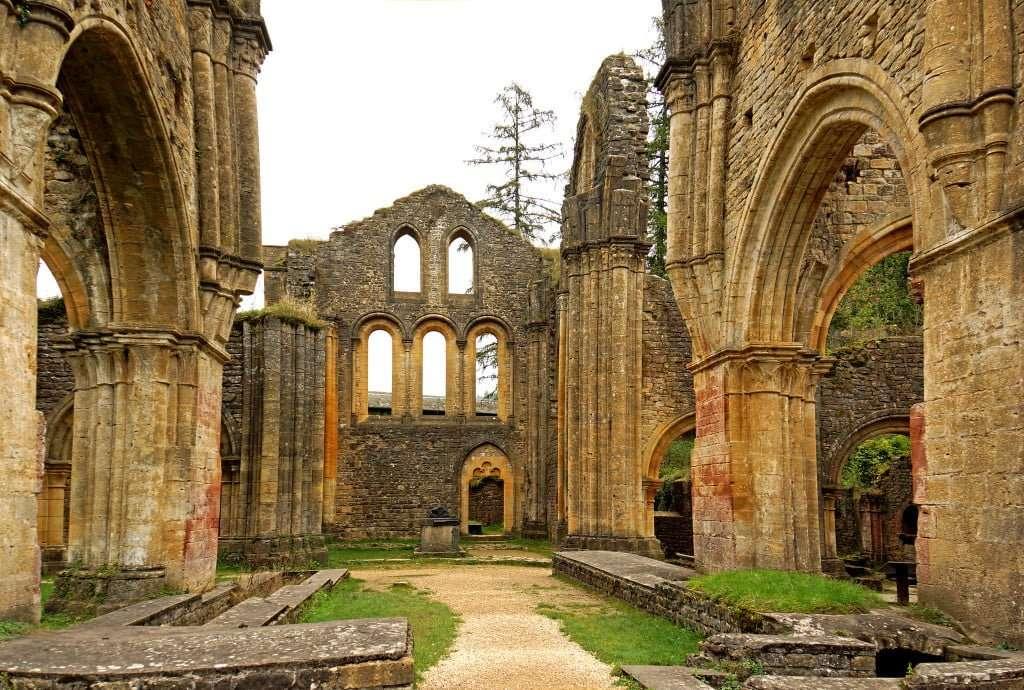 Belgium - Abandoned Churches