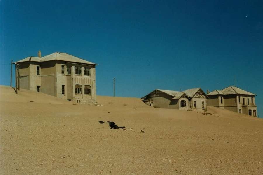 kolkmanscop the village - abandoned cities
