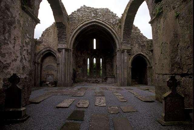 Ireland - Abandoned Churches