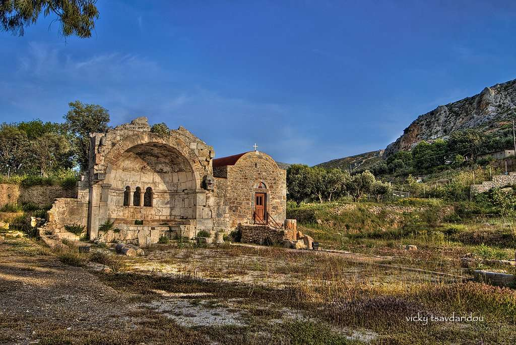 Greece - Abandoned Churches