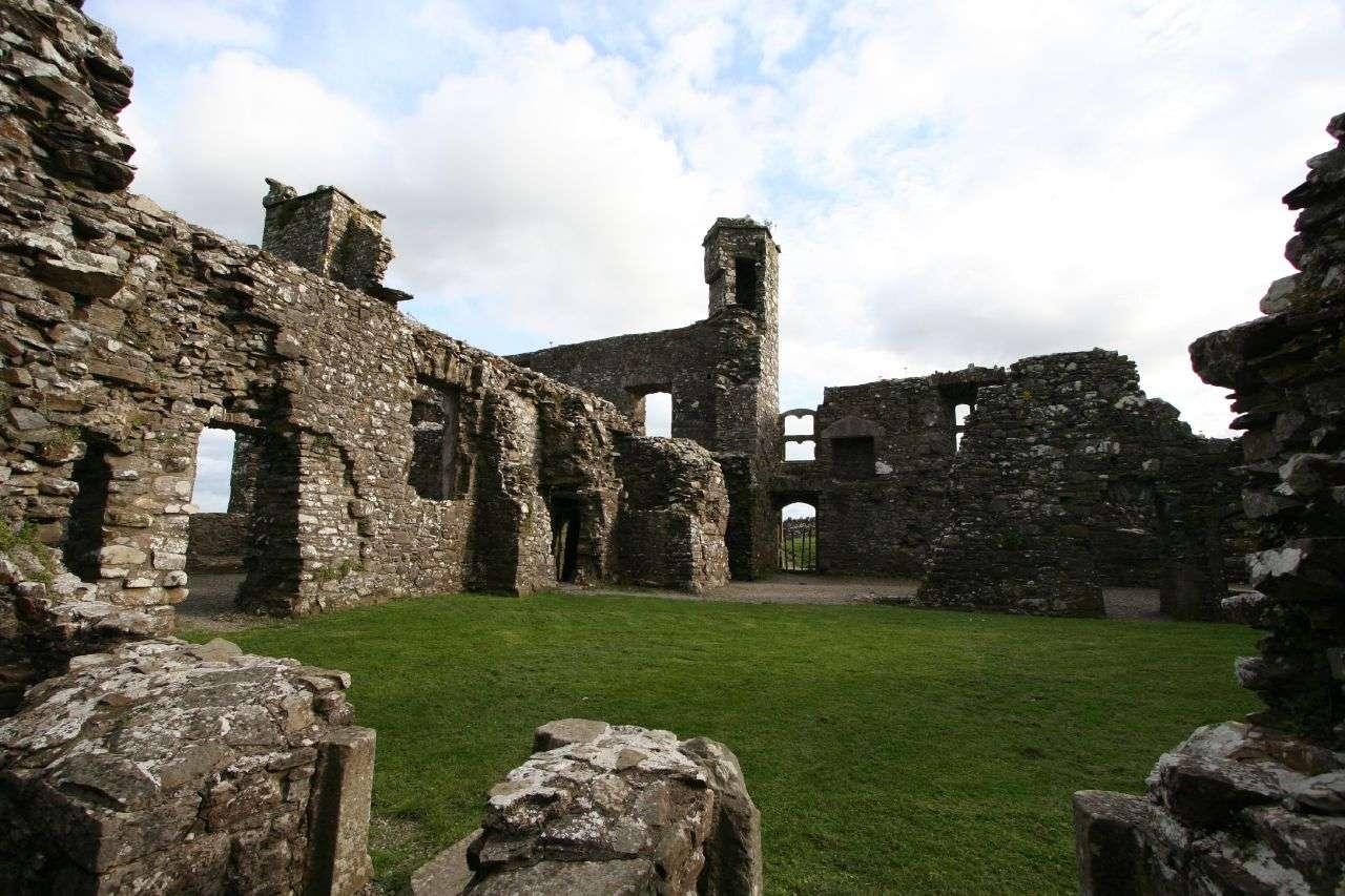 County Meath, Ireland - Abandoned Churches