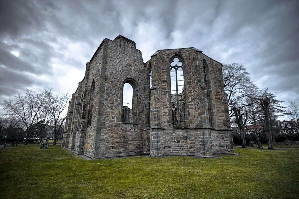 Germany - Abandoned Churches