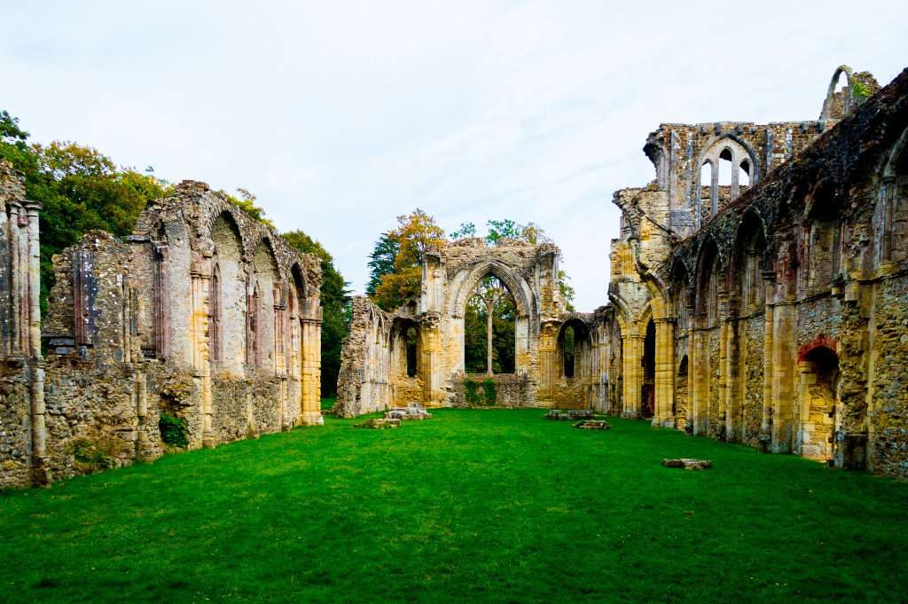 Hampshire, England - Abandoned Churches