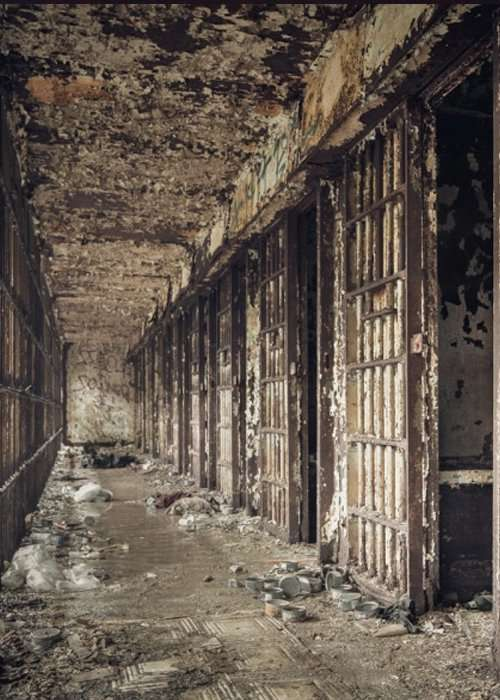 Essex County Jail - Abandoned Prisons