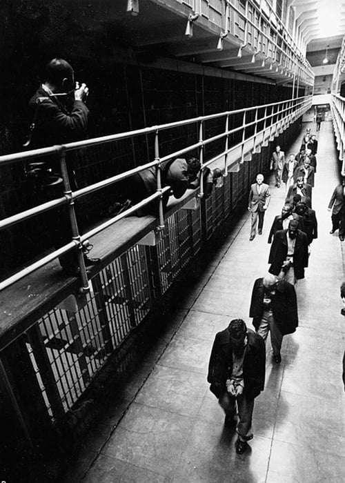 Alcatraz Federal Prison - Abandoned Prisons
