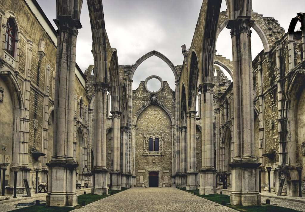Lisbon, Portugal - Abandoned Churches