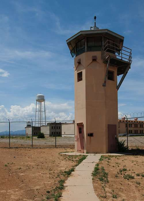 New Mexico State Penitentiary - Abandoned Prisons
