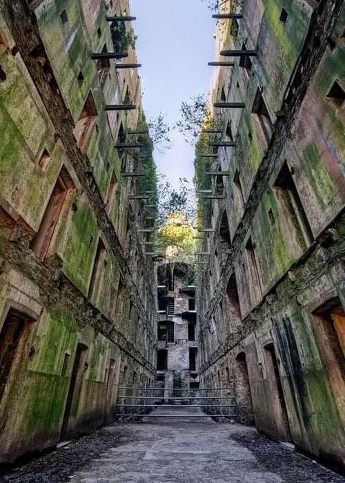 Bodmin Jail - Abandoned Prisons
