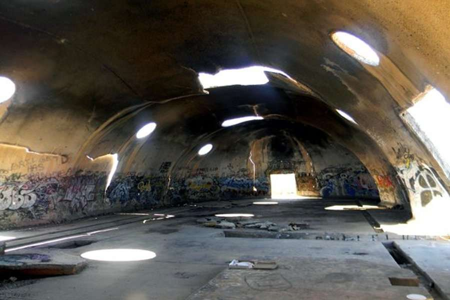 arizona domes - abandoned cities
