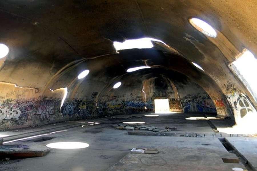 arizona domes - abandoned cities