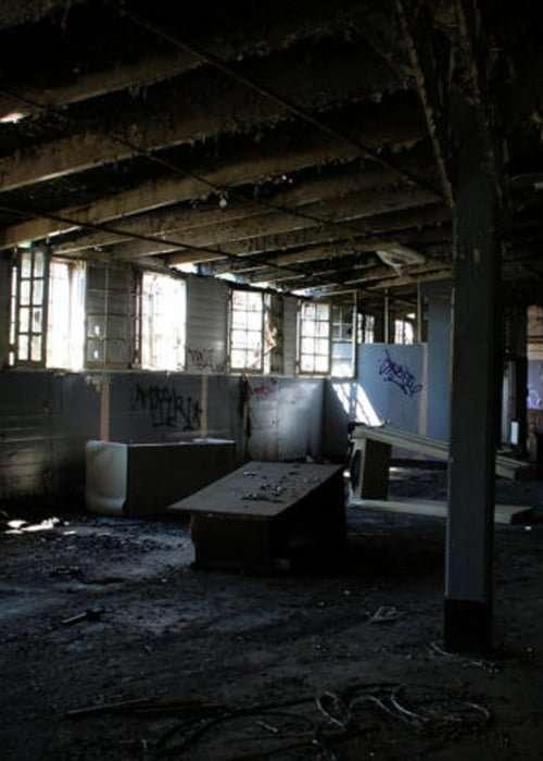 Atlanta Prison Farm - Abandoned Prisons