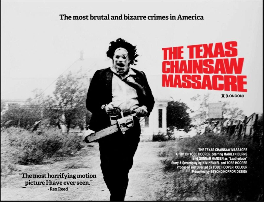 The Texas Chainsaw Massacre - Horror Movies