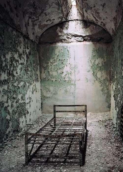 Vilvoorde Prison - Abandoned Prisons