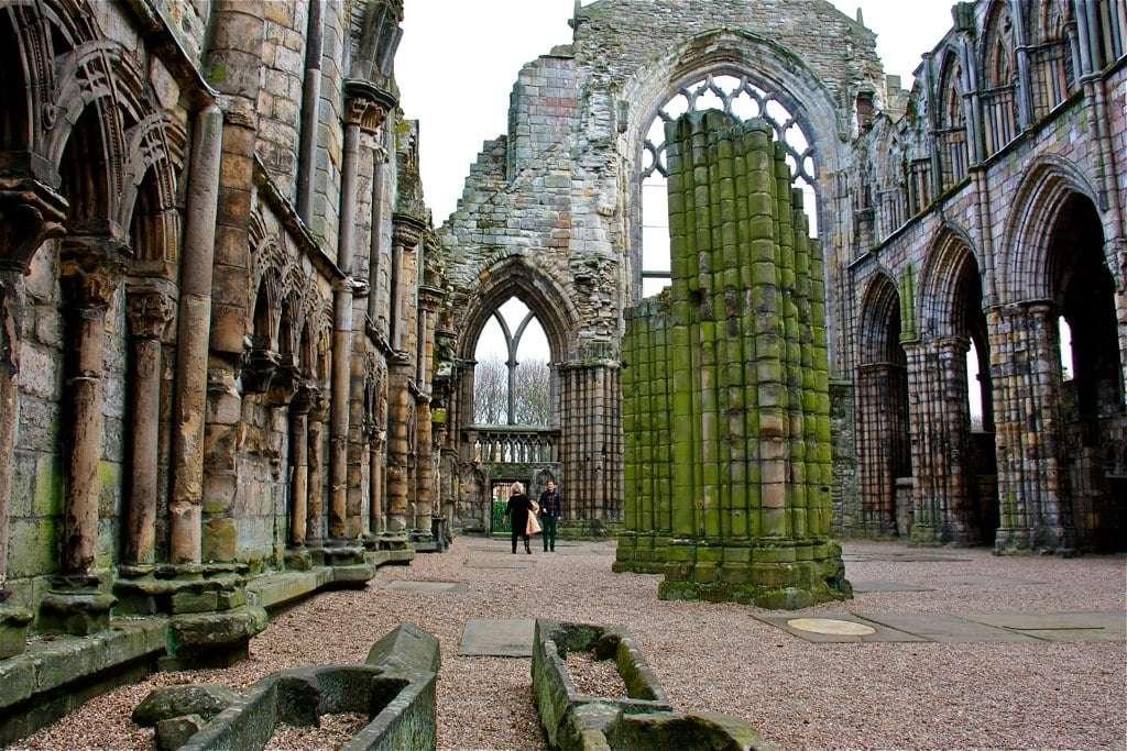Edinburgh, Scotland - Abandoned Churches