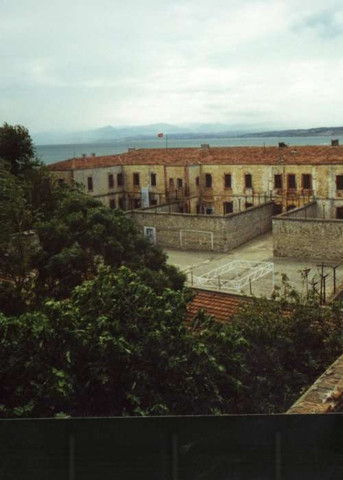 Sinop Fortress Prison - Abandoned Prisons
