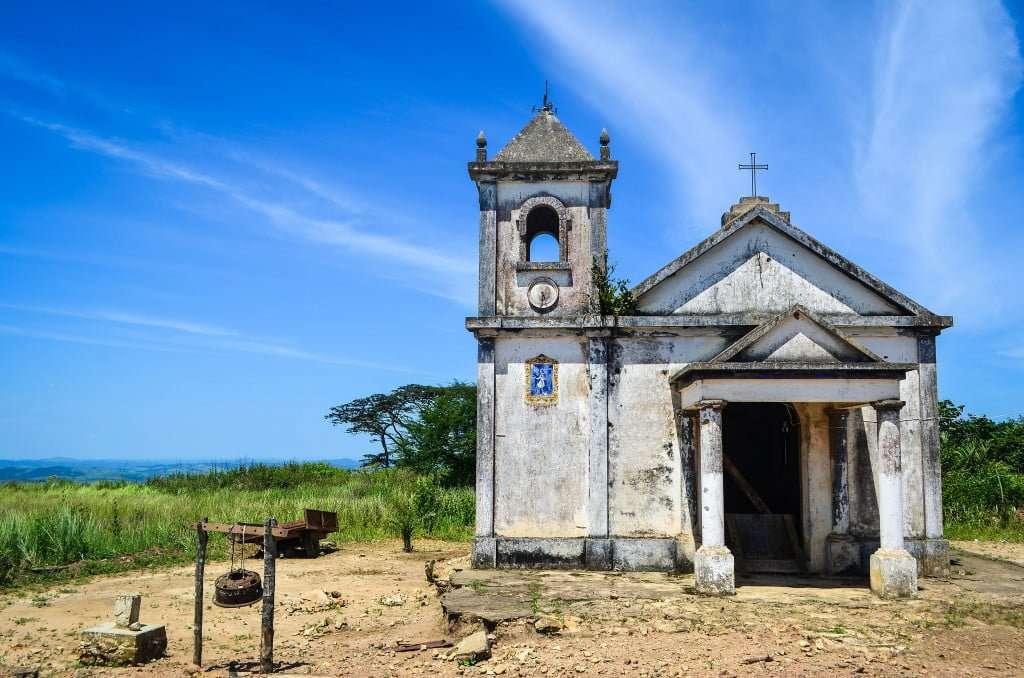 Angola - Abandoned Churches