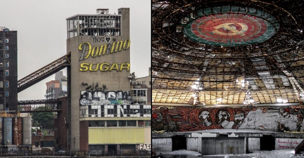 8 Abandoned Places That Words Can't Describe