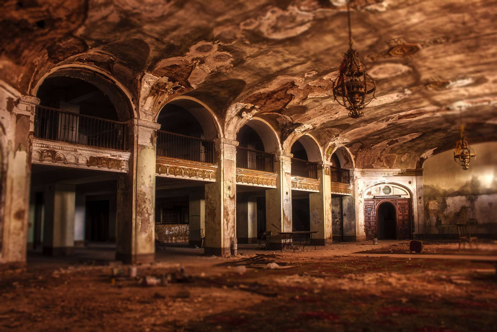 Texas Baker Hotel - Abandoned Places