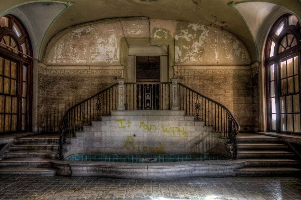 Georgia Briarcliff Mansion - Abandoned Places