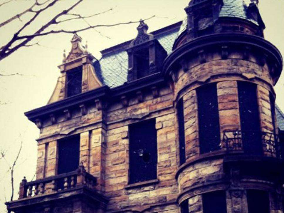 Ohio Franklin Castle - Haunted Mansions