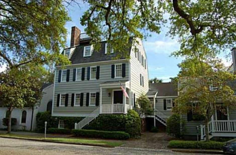 Georgia Hampton Lillibridge House - Haunted Mansions