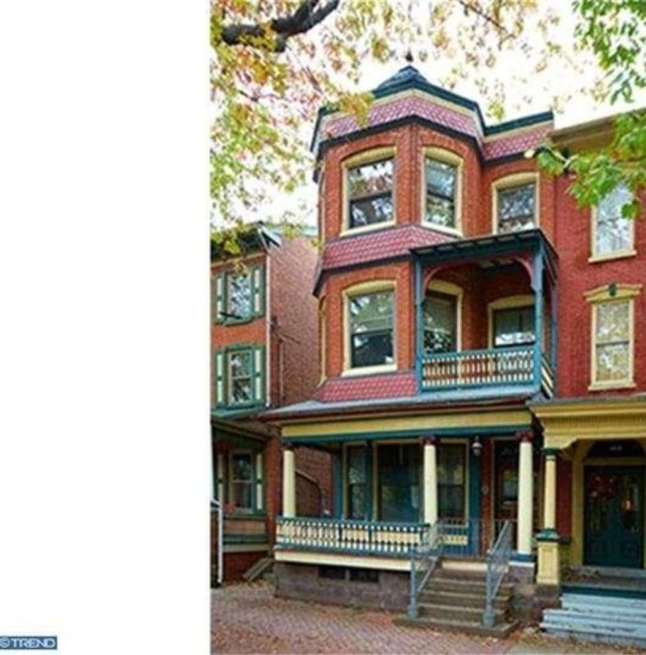 Pennsylvania Historic Victorian - Haunted Mansions