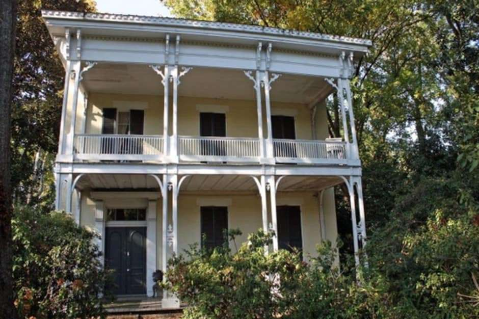 Mississippi McRaven Tour Home - Haunted Mansions