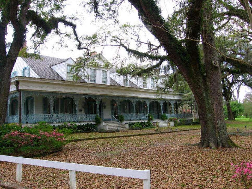 Louisianna Myrtles Plantation - Haunted Mansions