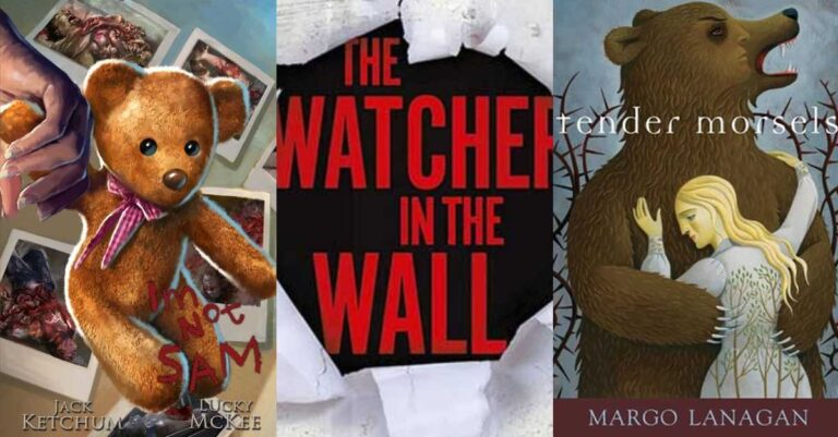 5 Must Read Horrifyingly Disturbing Novels