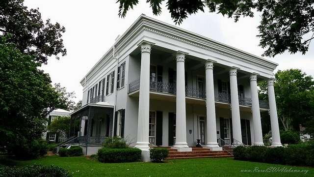 Alabama Sturdivant Hall - Haunted Mansions
