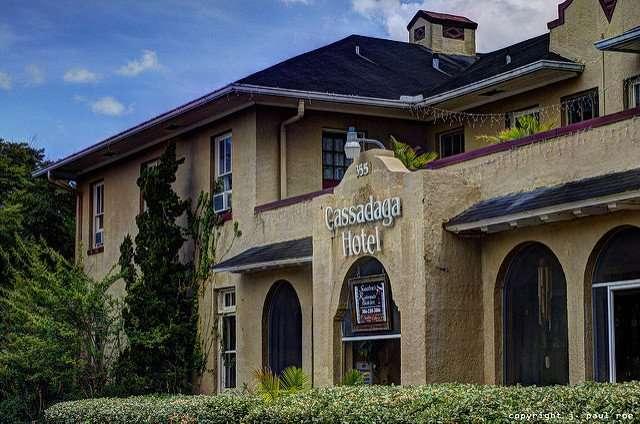 Florida The Cassadaga Hotel - Haunted Mansions