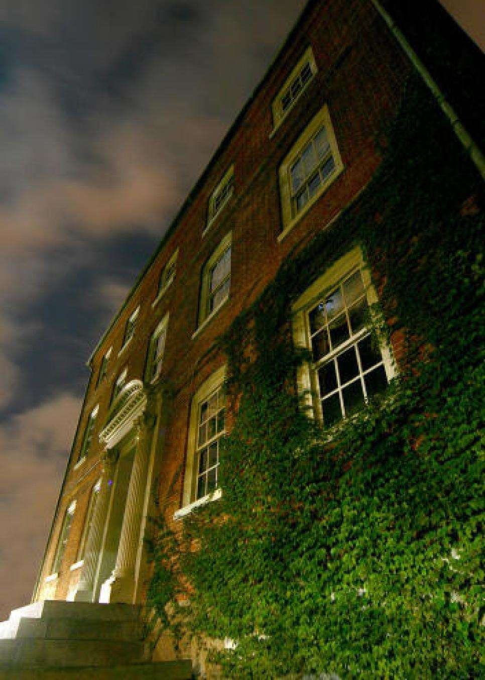 Massechusetts The Joshua Ward House - Haunted Mansions