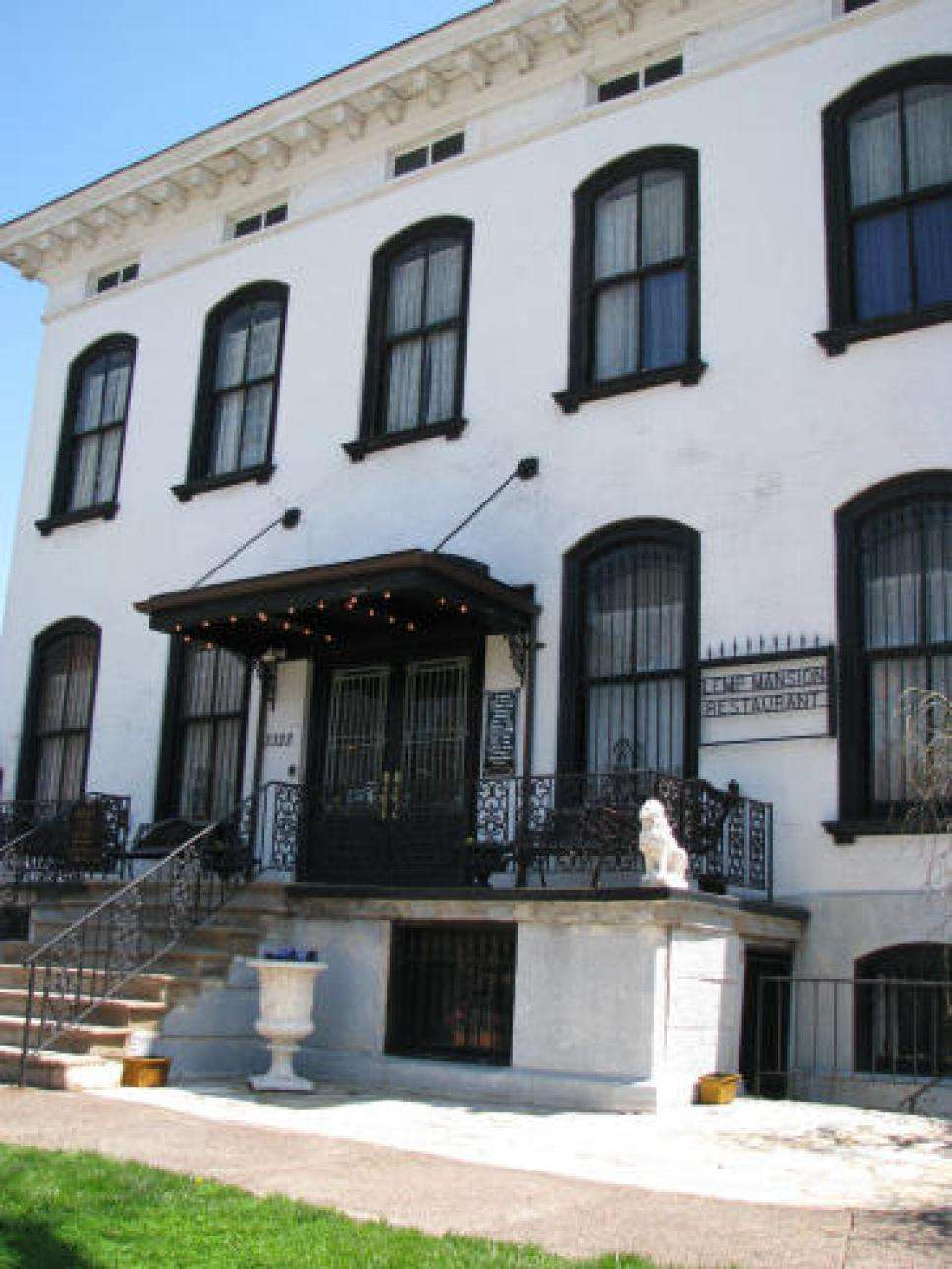Missouri The Lemp Mansion - Haunted Mansions
