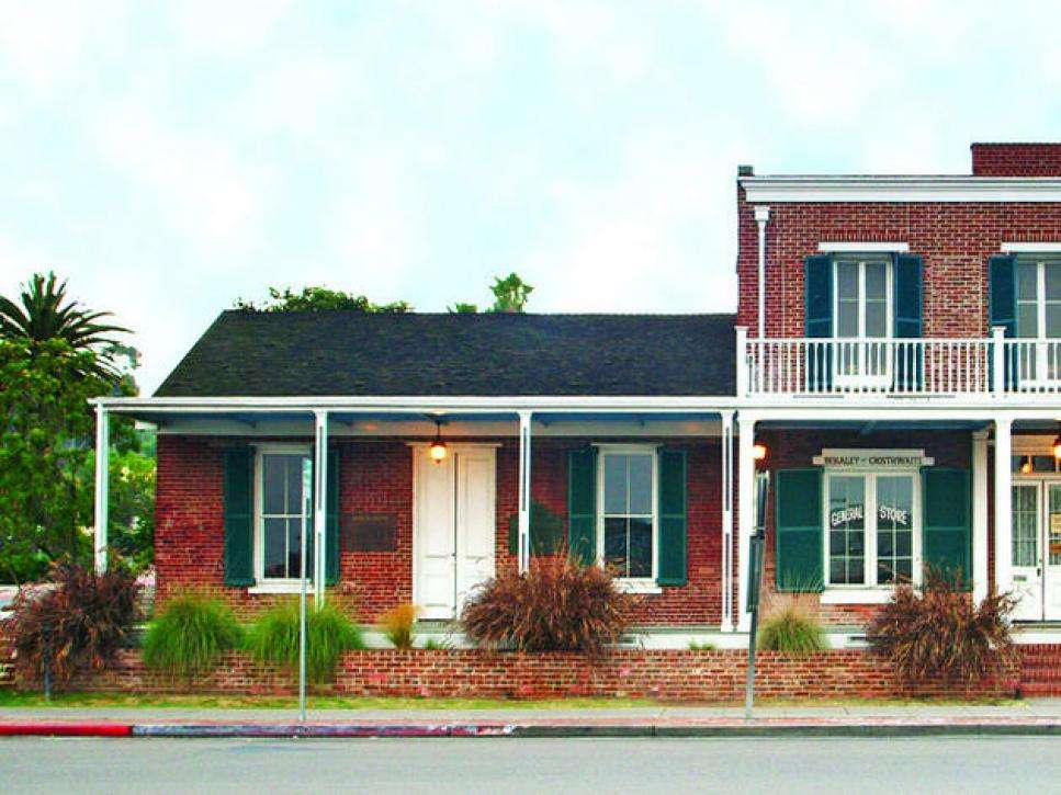 California The Whaley House - Haunted Mansions