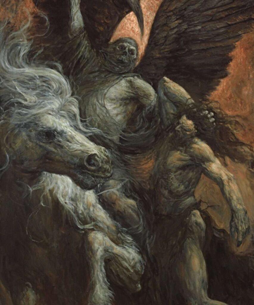 Azrael's Morbid Death Journal - Haunting Tales