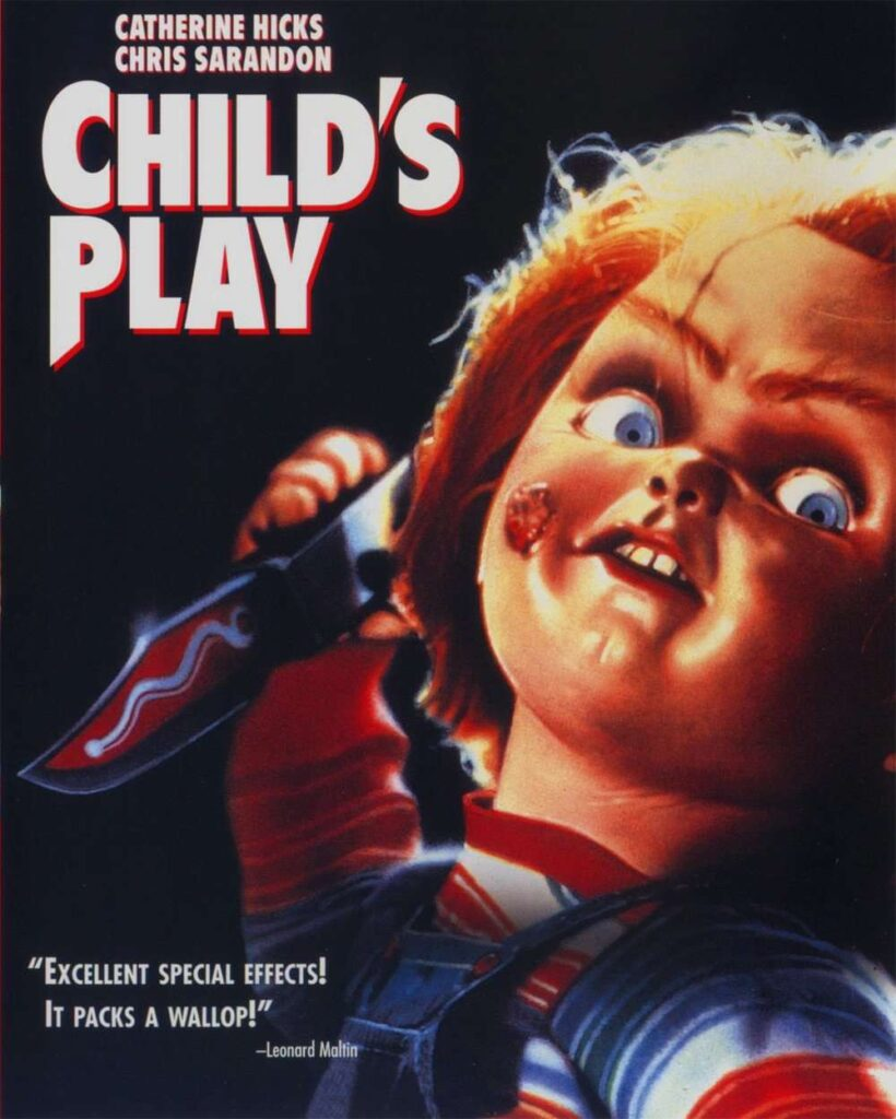 Child's Play - Horror Movies