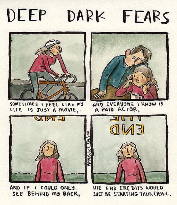 Fear of falsehoods