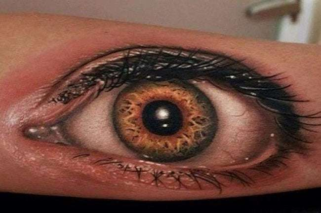 hyperrealistic tattoos