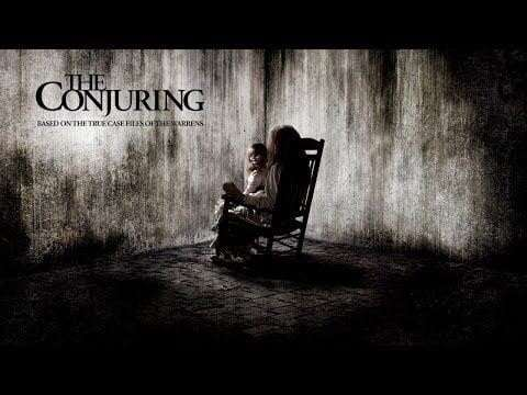 The Conjuring - Horror Movies