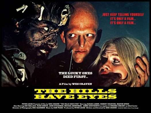The Hills Have Eyes - Horror Movies