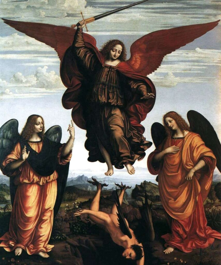 Raphael's Demon Burial - Haunting Tales