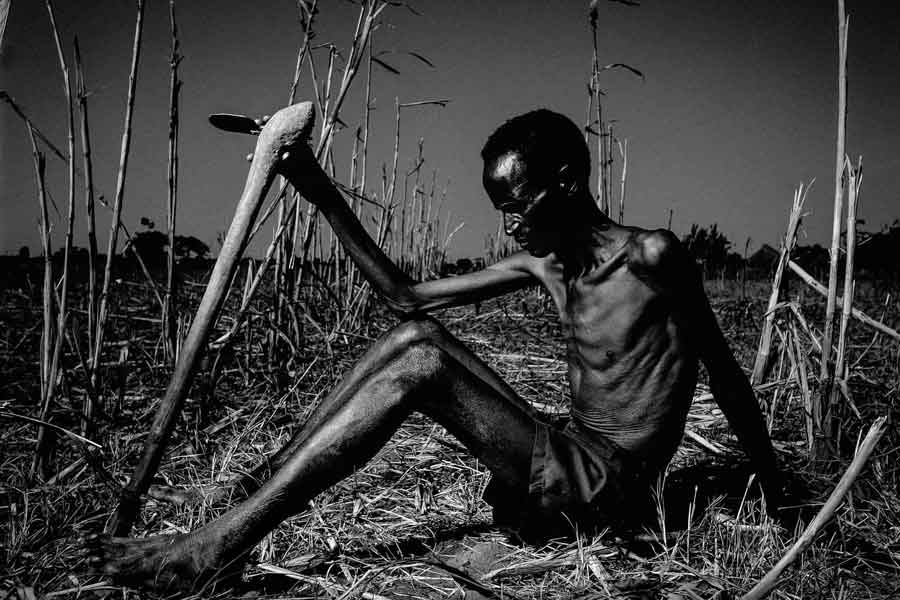 Starvation Most Painful Ways