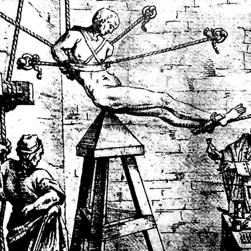 The Judas Cradle Torture Methods