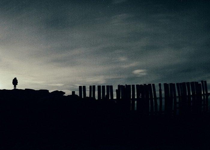 Eerie horizon