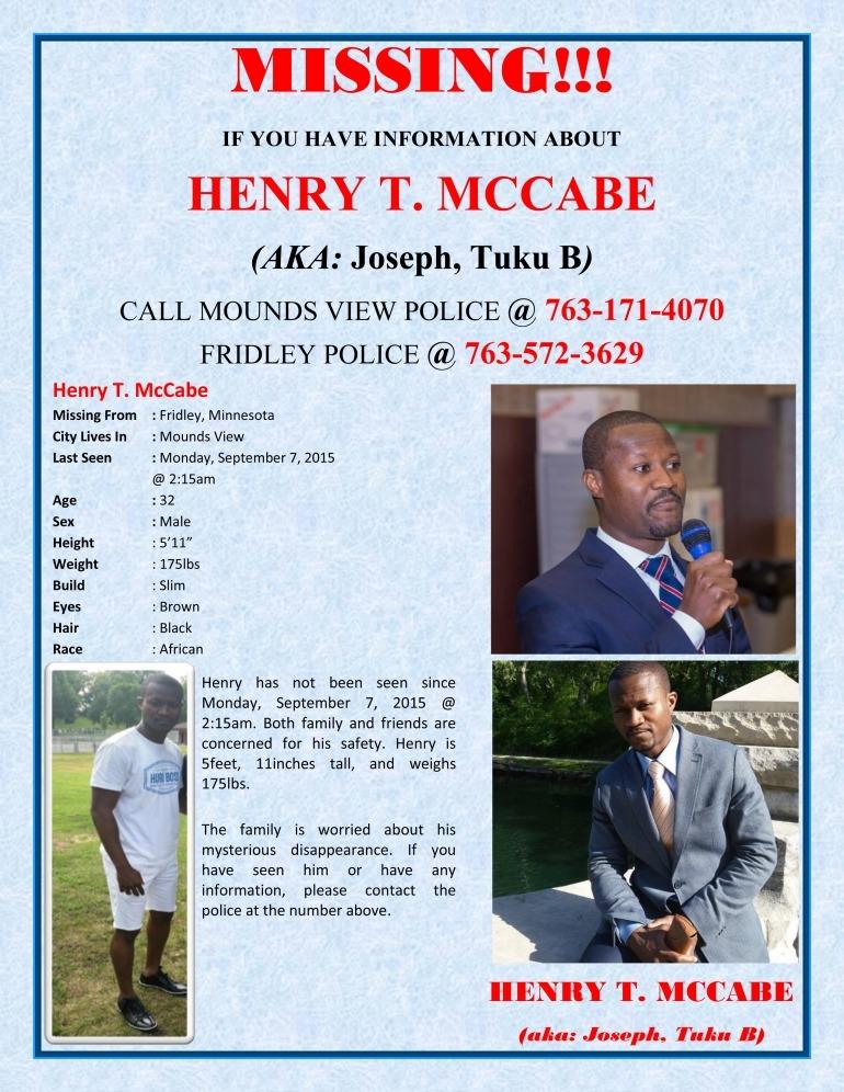 Henry McCabe
