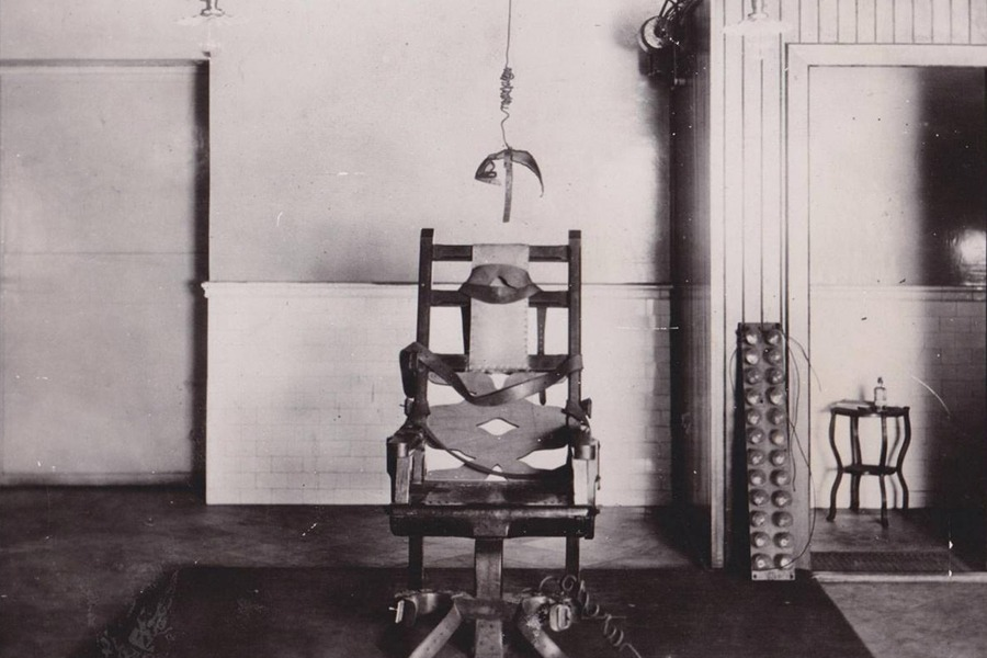 Electric Chair Scientifically Painful Ways