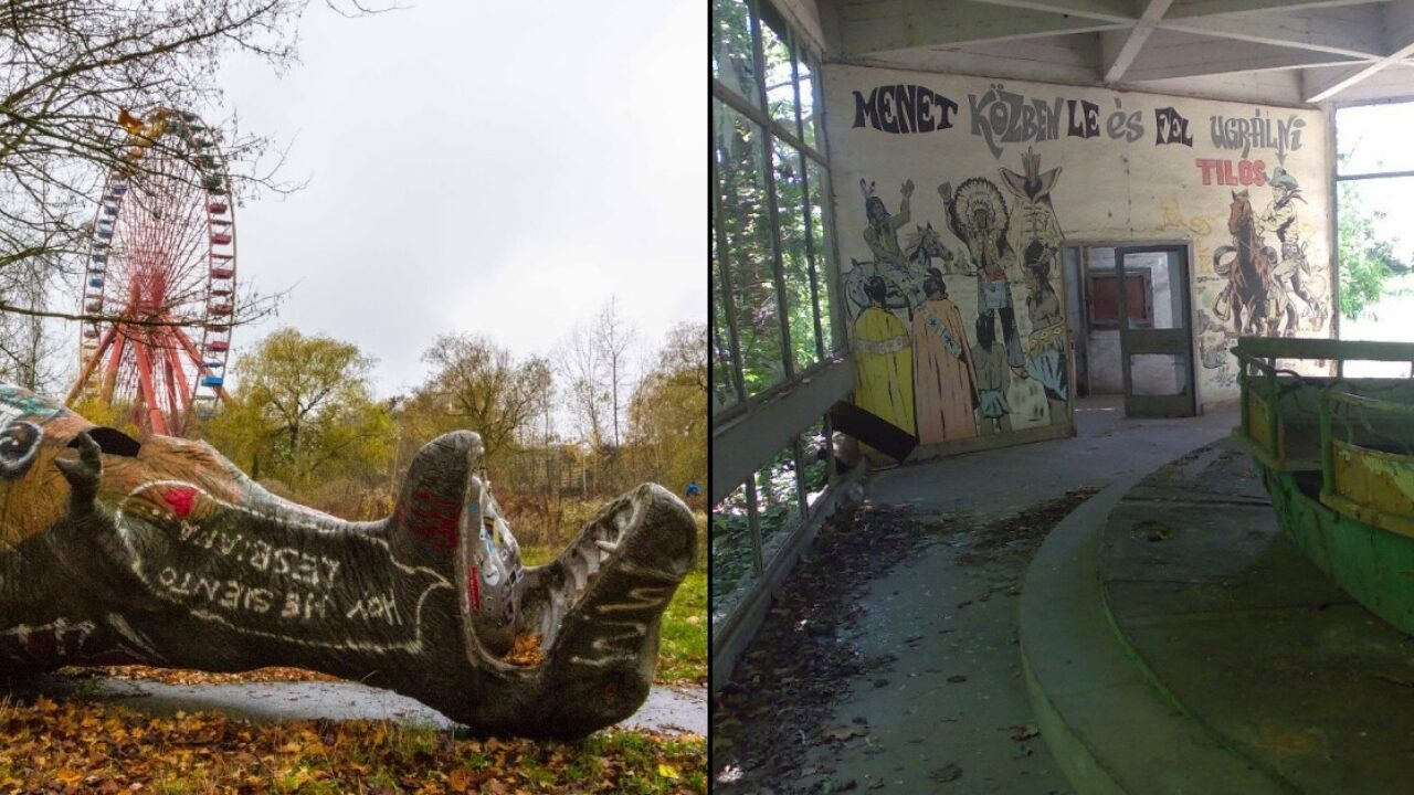10 Haunted Abandoned Theme Parks Around The World