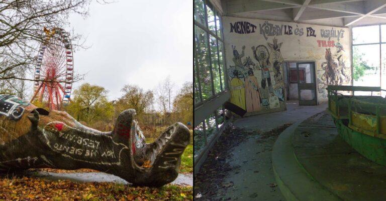 10+ Haunted/Abandoned Theme Parks Around the World