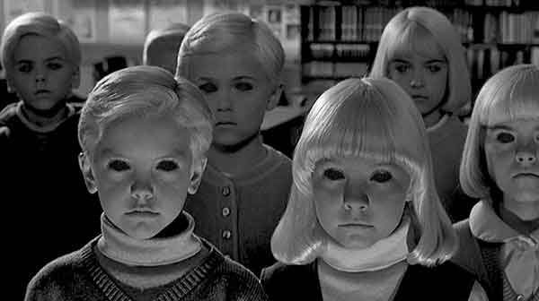 THE BLACK-EYED CHILDREN