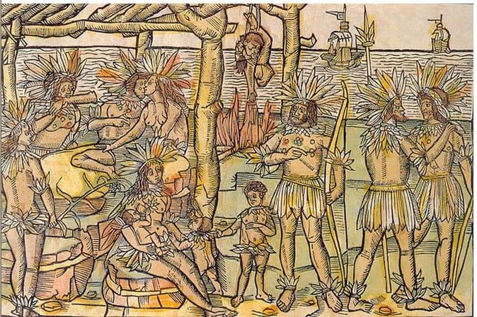 Cannibalism and Necrophagy
